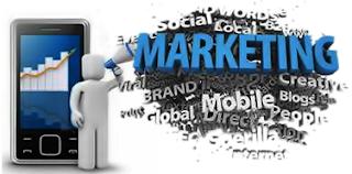 Mobile marketing for blog