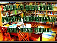 Aplikasi Cetak Kartu Anggota Perpustakaan Versi Terbaru Sesuai Juknis