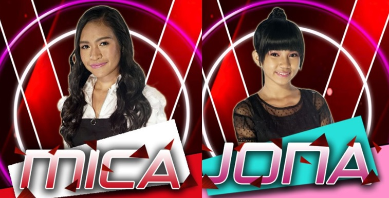 Mica Becerro, Jona Marie Soquite advance to The Voice Teens Grand Finals