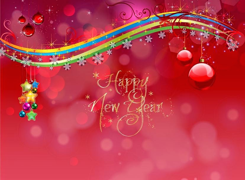 Happy New Year 2016 Greetings Card Images High Resolution