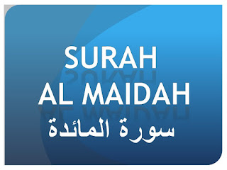 Teks Bacaan Surat Al Maidah Lengkap Arab Latin dan Terjemahannya