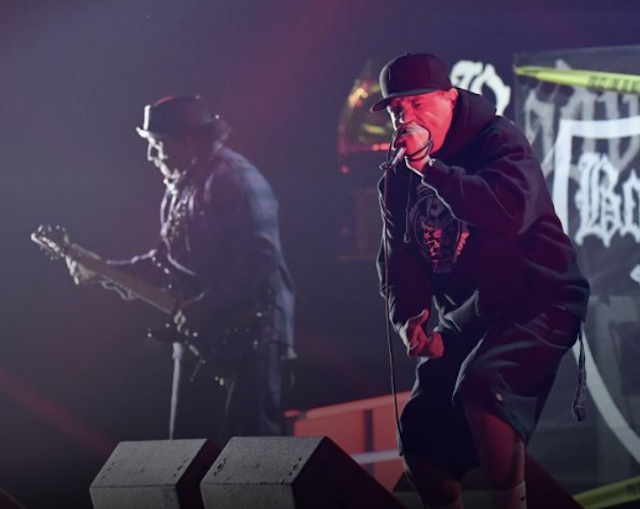 Watch: Body Count perform 'Black Hoodie' at 60th Grammys (VIDEO)