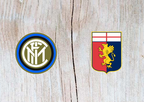 Inter Milan vs Genoa Full Match & Highlights 03 November 2018