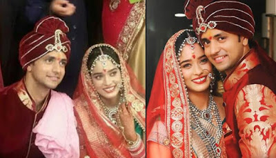 Shakti-Arora-and-wife-Neha-Saxena-wedding
