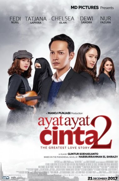 Free Download Ayat Ayat Cinta 2