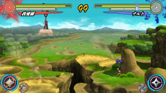 Download Naruto Ultimate Ninja Heroes 3 PC Gameplay