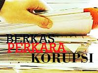 Berkas Perkara Korupsi Mantan Kades Sabaru Tahap I Dilimpahkan Ke Kejaksaan