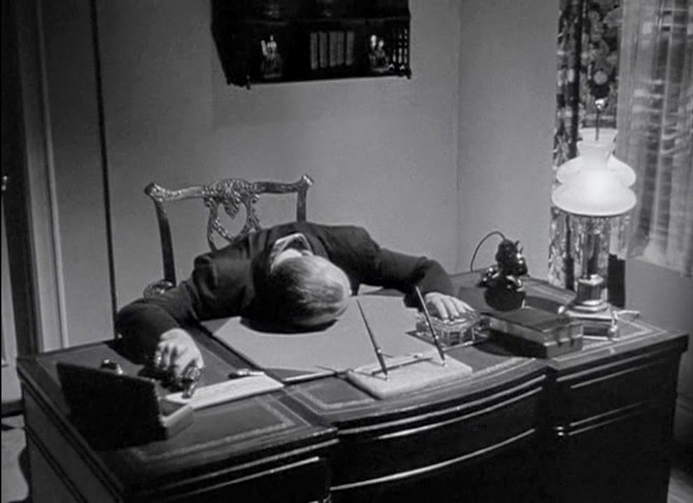 Règlement de comptes de Fritz Lang