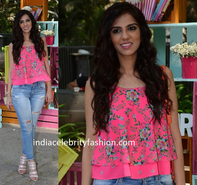 Nishka Lulla in 109 F dress