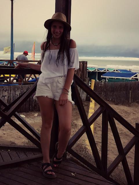 beach outfits.