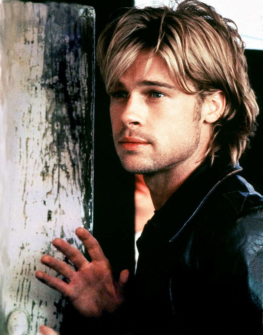 Image Result For D Pitt Long Hairstyle