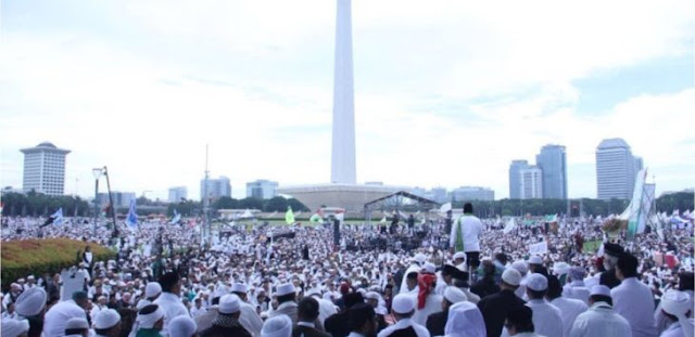 Kelompok Ini Ancam Bubarkan Reuni 212, Ketua PA: Ente Jual Ane Borong!