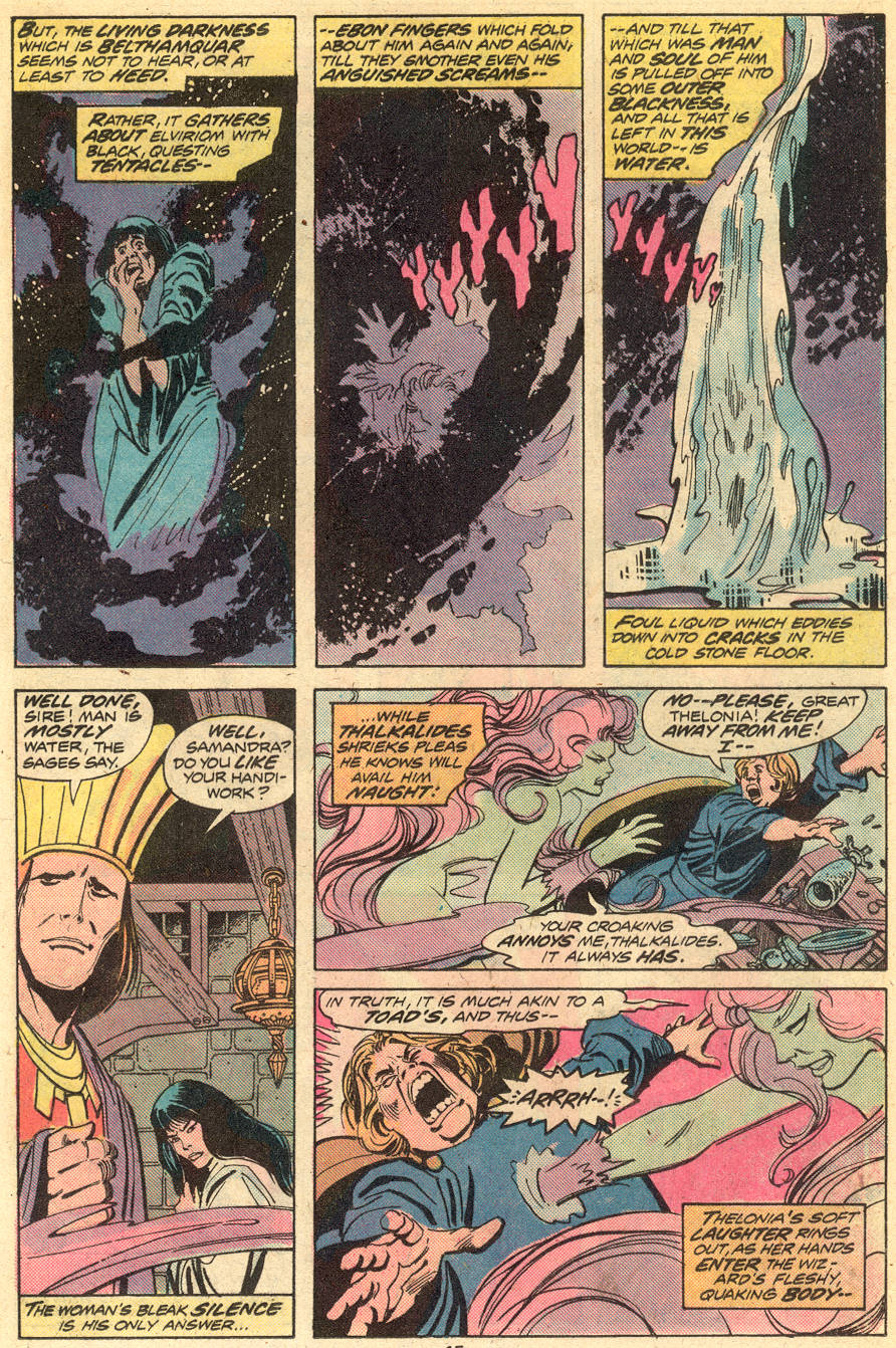 Conan the Barbarian (1970) Issue #51 #63 - English 10