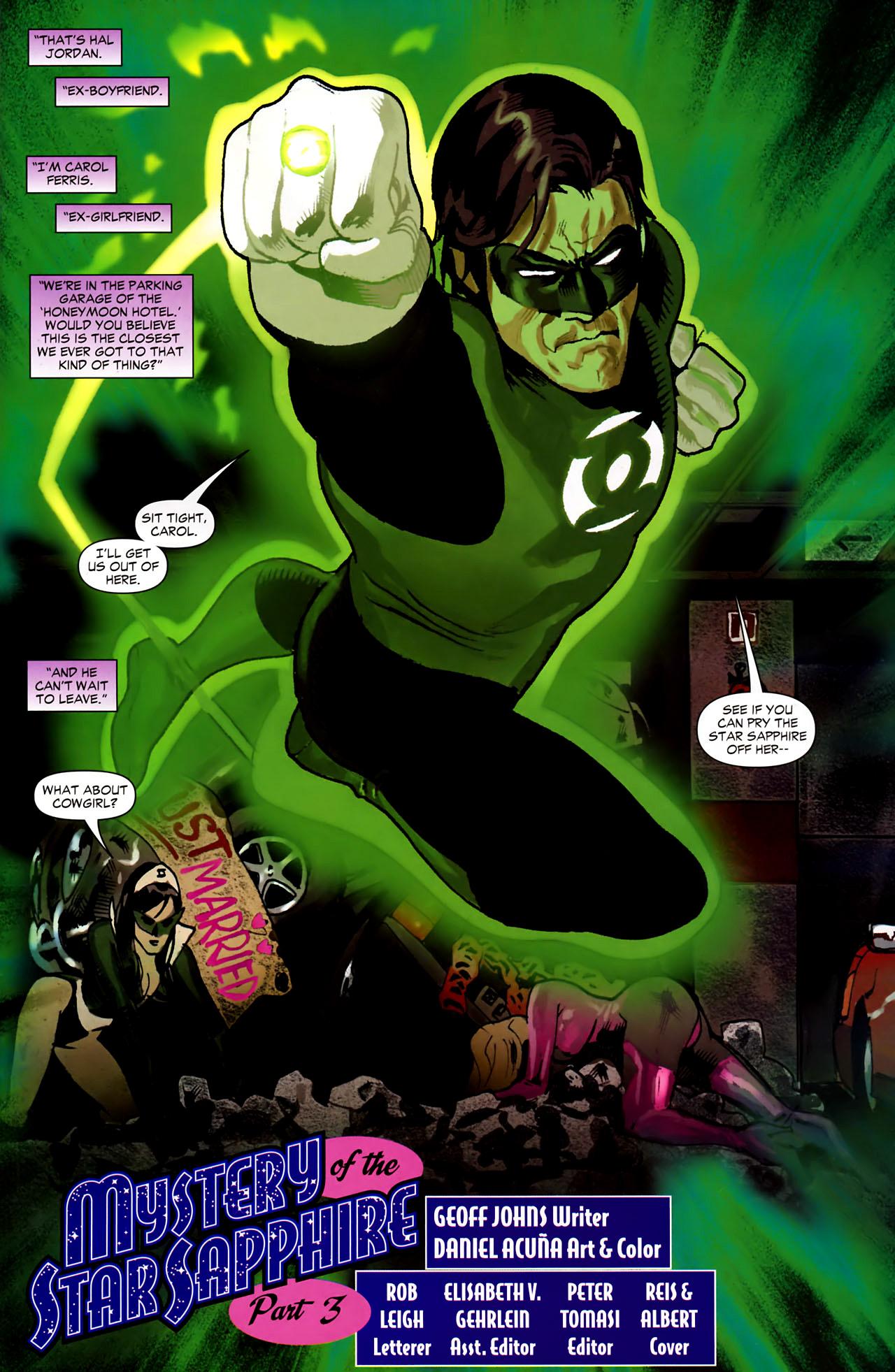 Green Lantern (2005) 20 Page 2