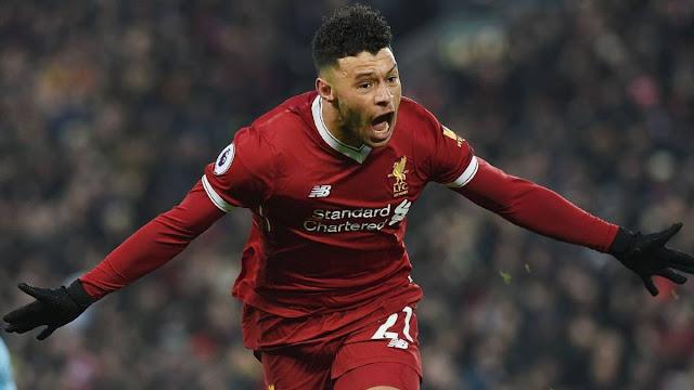 Chamberlain Merasa Terhormat Main untuk Liverpool