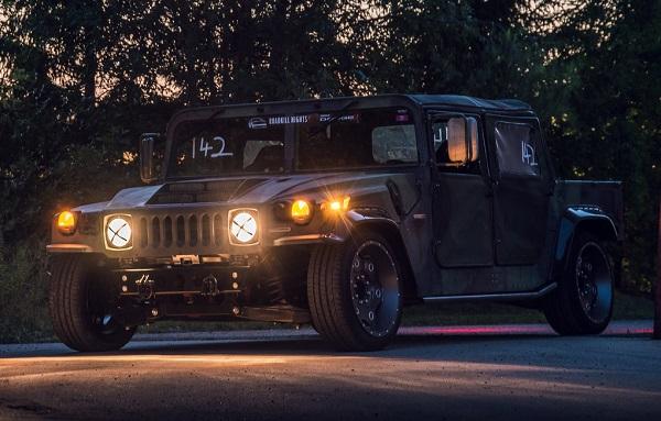 Track Titan Hummer H1 Mil-Spec