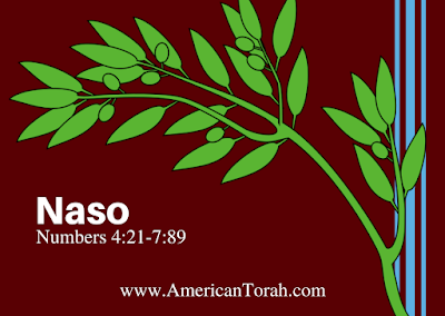 New Testament passages related to parsha Naso (Numbers 4:21-7:89)