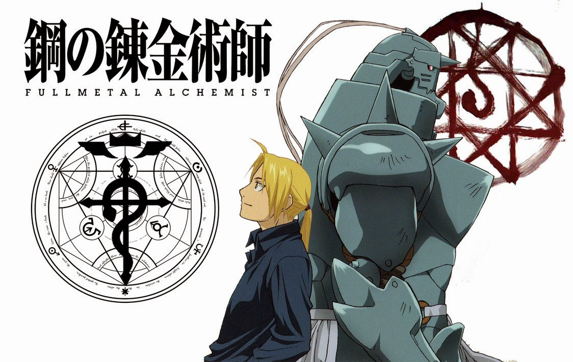 Full Metal Alchemist Brotherhood wallpaper hd