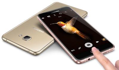 Đanh gia dien thoai Galaxy A3 2016