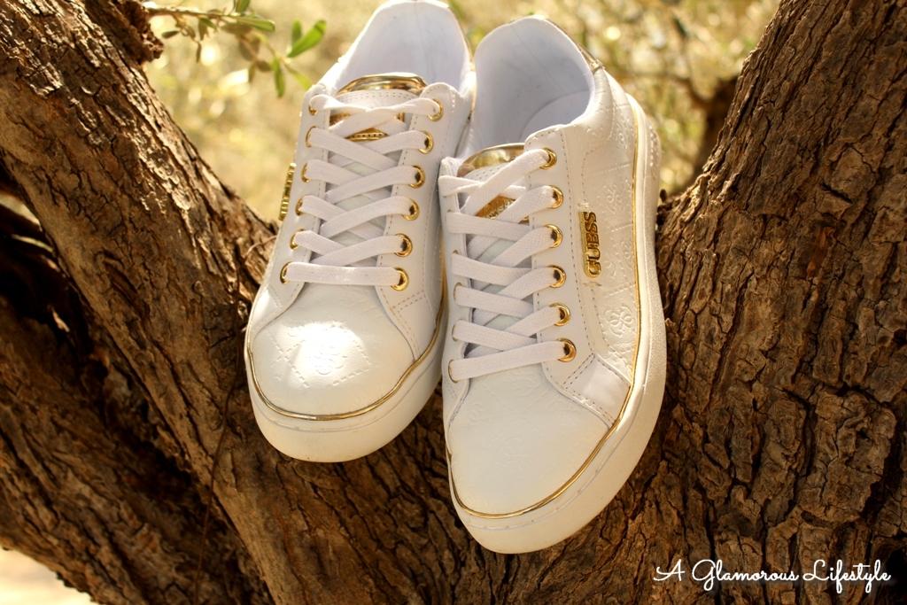 c55d684e09 Sneakers Guess da donna: tutte le tendenze moda scarpe per l'estate ...