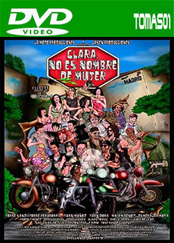 Clara no es nombre de mujer (2011) DVDRip