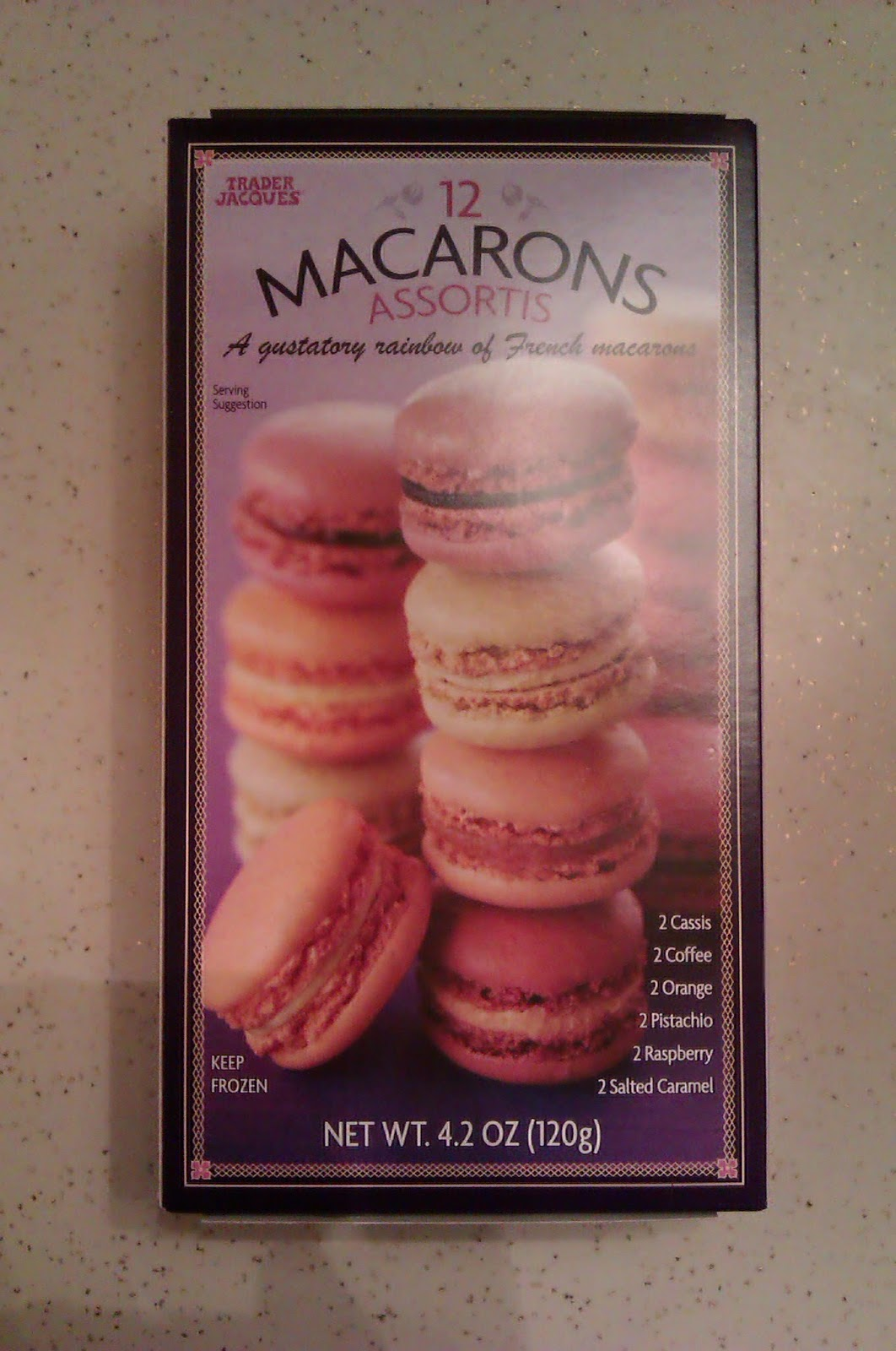 Chocoholic S Confession New Trader Joe S Assorted Macarons