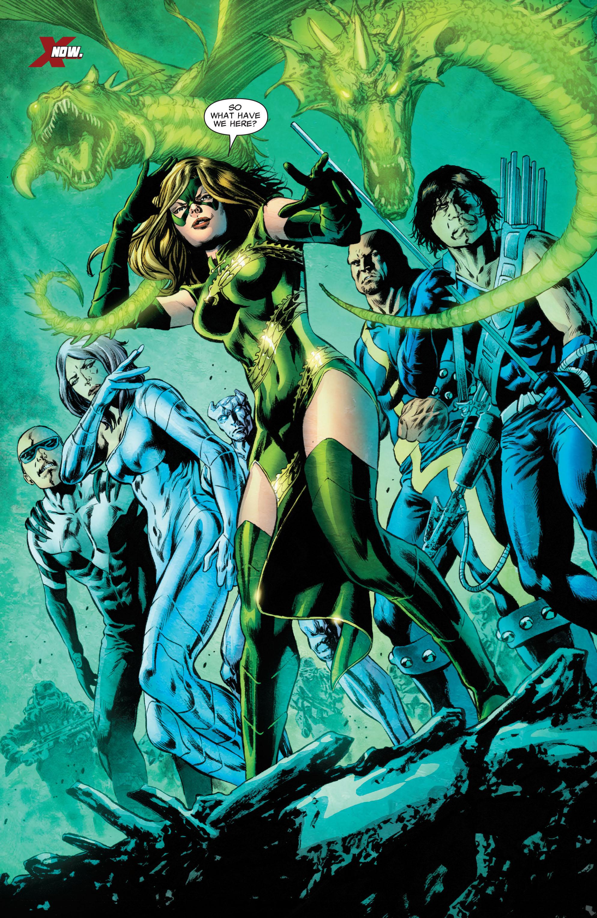 Read online Astonishing X-Men (2004) comic -  Issue #49 - 6