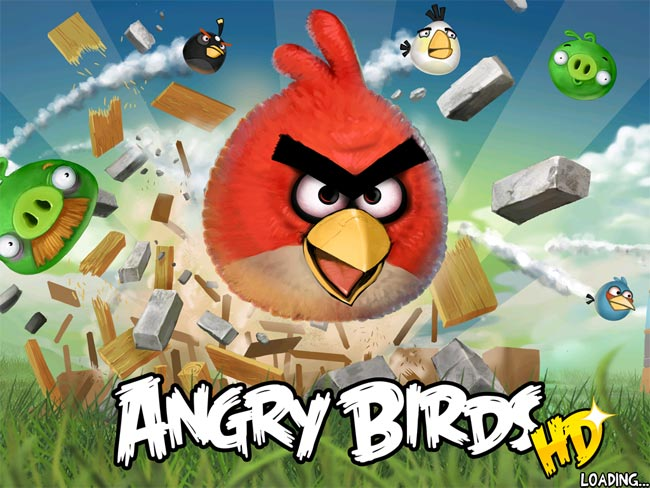 Free Angry Bird Games