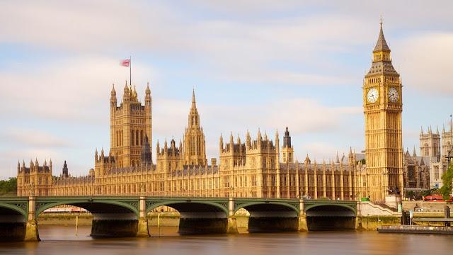 Big Ben em Londres