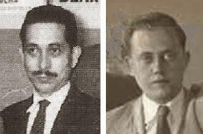 Alejandro Beltrán y Francisco García-Orús