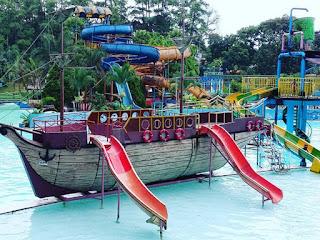 Karang Setra Waterland Bandung