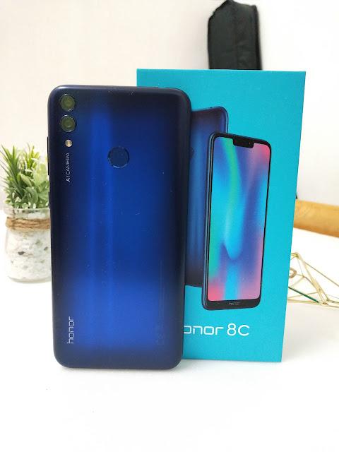 Reasonable Honor Smartphone - Honor 8C