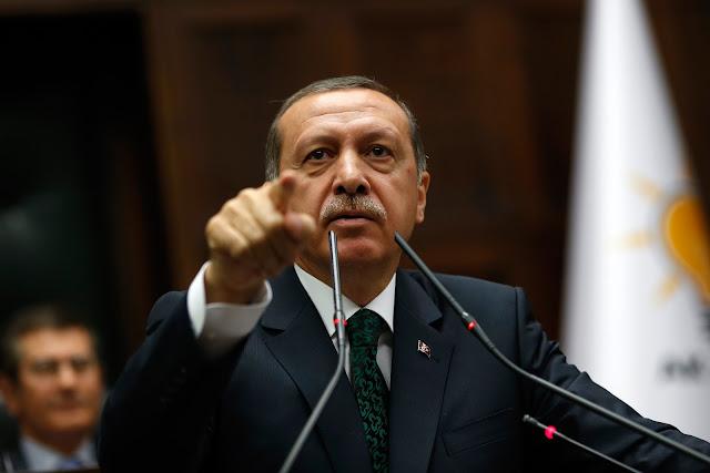 Το πουλί του Twitter που εξόργισε τον Ερντογάν