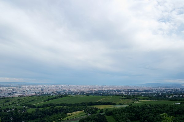 vienne döbling stadtwanderweg 1 kahlenberg nussdorf randonnée panorama