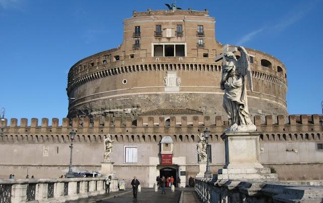 Acessibilidade em atrações para deficientes físicos em Roma