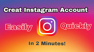 How to create Instagram Account on Android Phone easily