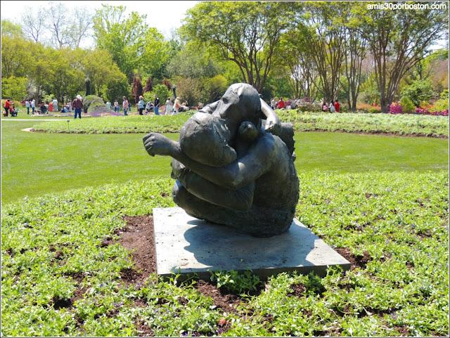 """Dallas Arboretum & Botanical Garden: """"Grandi Amanti"""""""