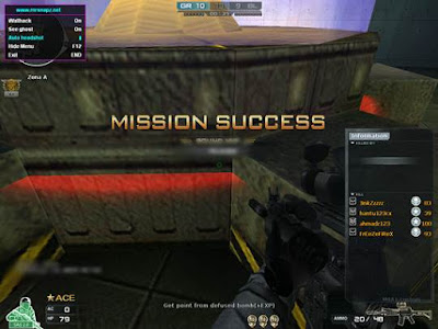 Cheater Crossfire