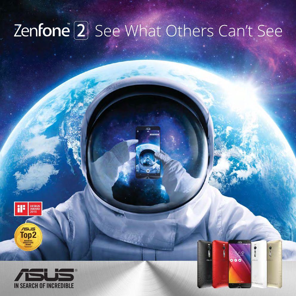 Download Firmware terbaru ASUS Zenfone dan Tab (Update