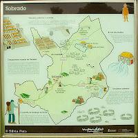 Mapa senderismo