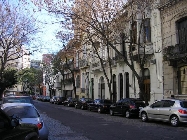Bairro Palermo em Buenos Aires
