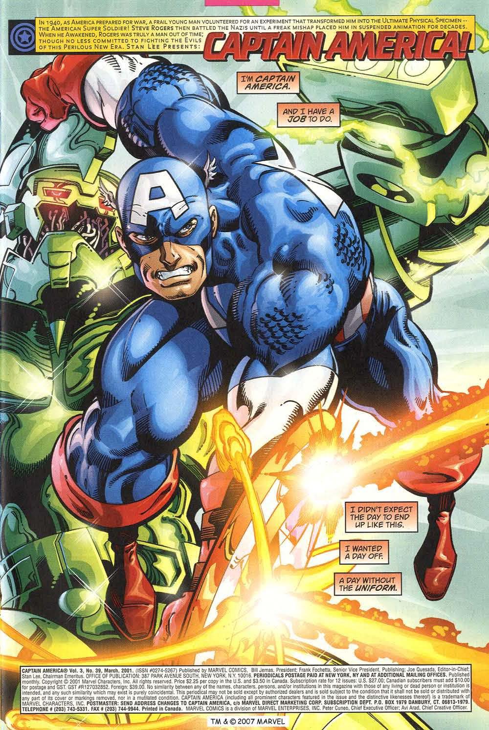 Captain America (1998) Issue #39 #46 - English 3