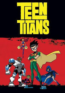 Teen Titans (Serie Completa) 1080p Español Latino