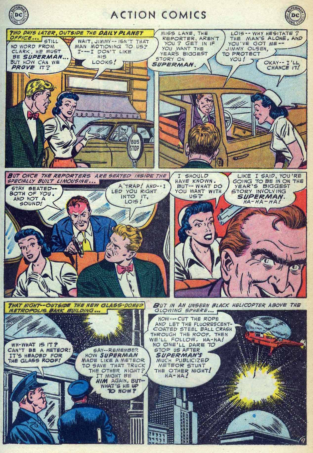 Action Comics (1938) 188 Page 10