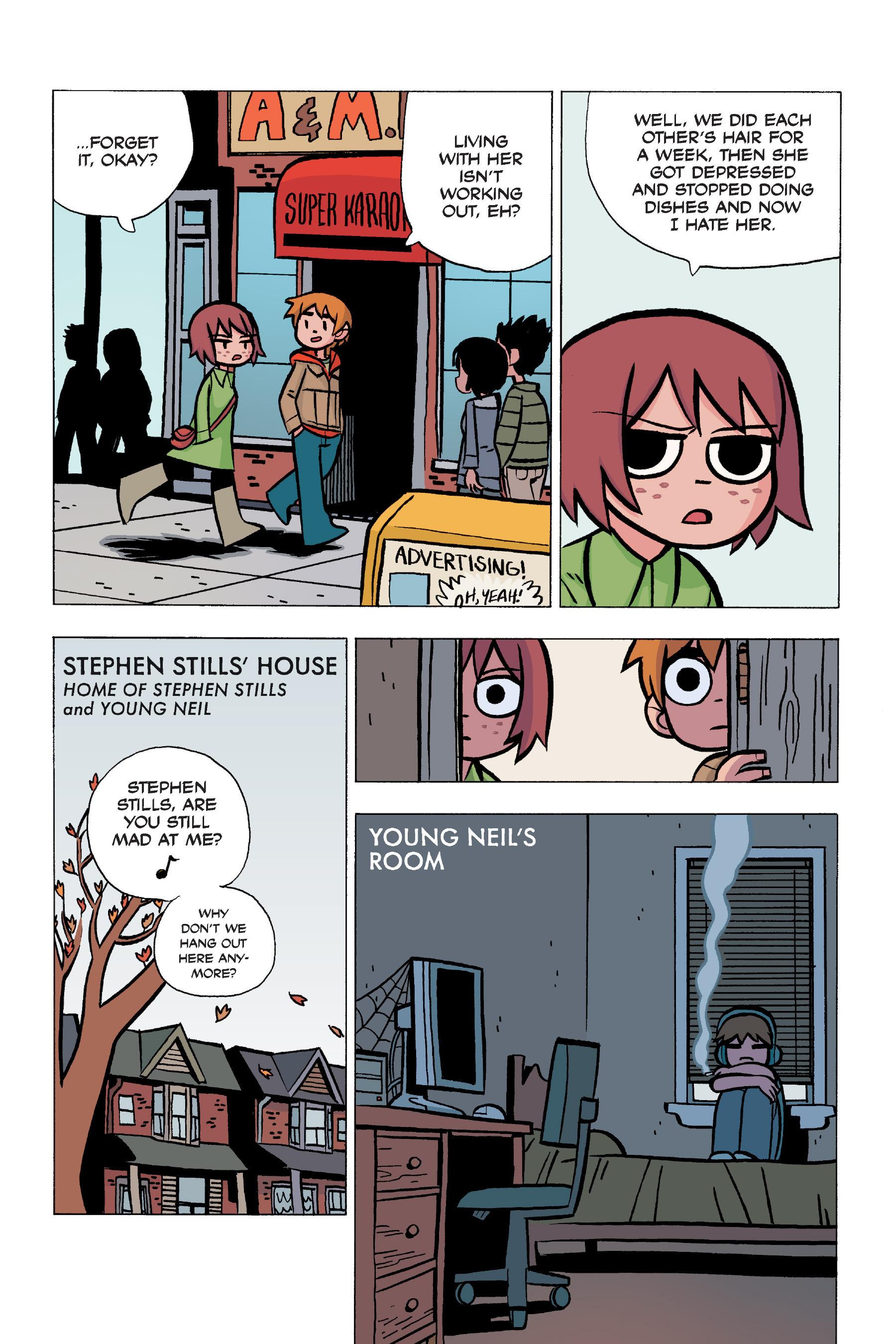 Read online Scott Pilgrim comic -  Issue #5 - 67