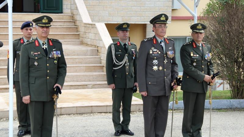 Αλλαγή Διοίκησης στην 16η Μεραρχία Πεζικού στο Διδυμότειχο