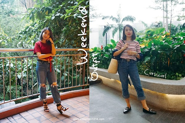 Jeans Casual Edition Weekend Outfit #68
