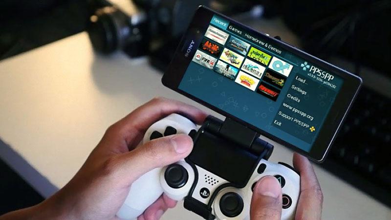 Télécharger Jeux PSP - PPSSPP Gratuit