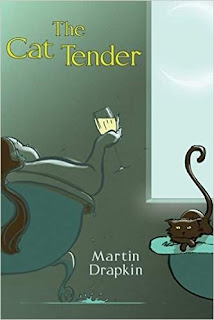 The Cat Tender, literary fiction by Martin Drapkin