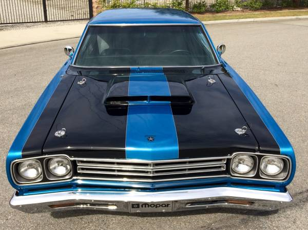 1969 Plymouth Road Runner Hardtop Buy American Muscle Car
